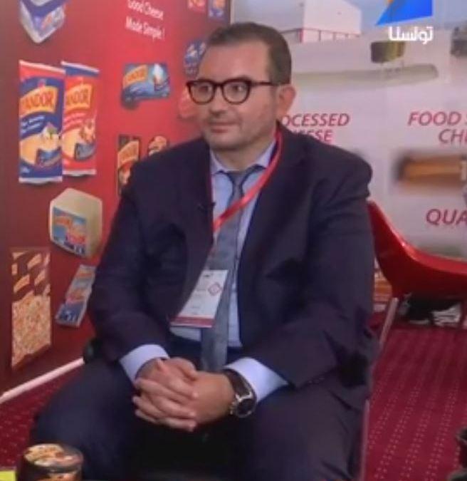 """""""أحمد جعيط"""" نائب رئيس مجمع """"LAND'OR"""": نحو العودة إلى السوق الليبية من جديد"""