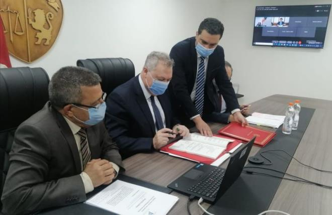 تونس وكوريا الجنوبية توقعان اتفاقية لتمويل مشروع منظومة التصرف في المعلومات العقارية بتونس بنحو 170 مليون دينار