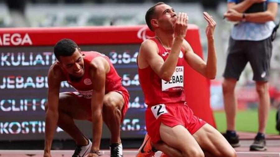 ميدالية جديدة لتونس