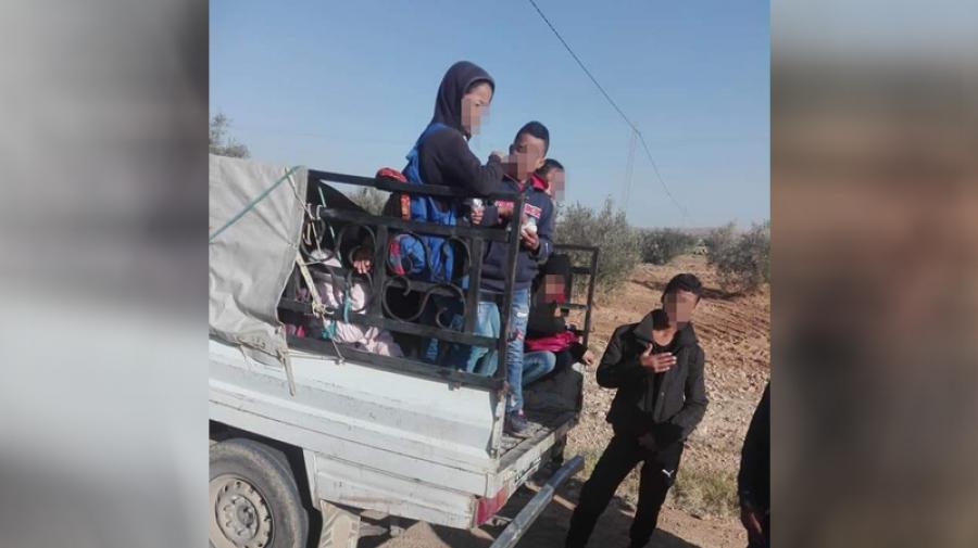غار الدماء: أولياء يطالبون بتوفير النقل لأبنائهم التلاميذ