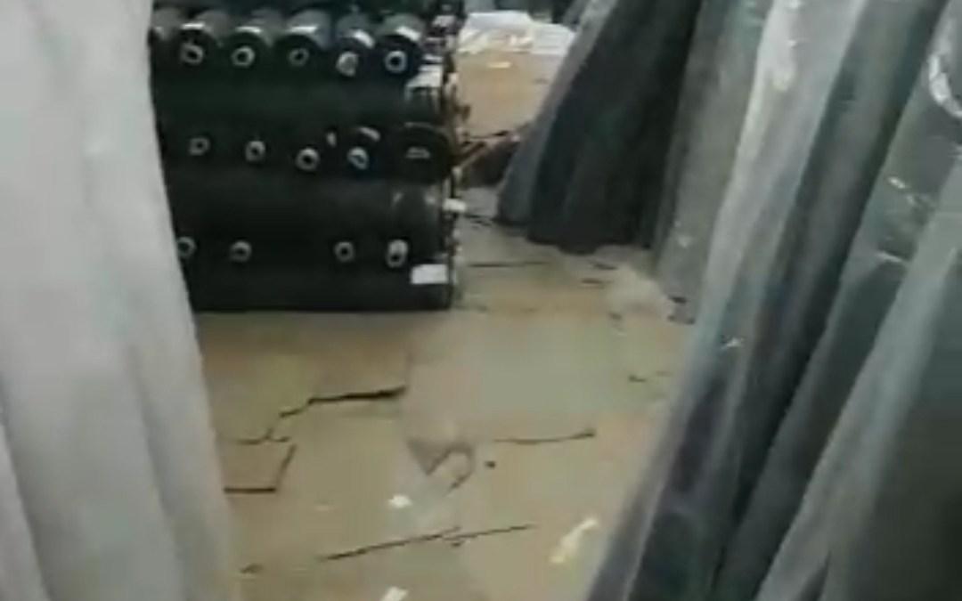 فرقة الحرس الديواني بأريانة تحجز كميات من القماش المهرب بقيمة 2 مليون دينار.