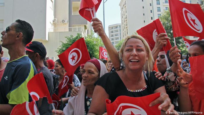 السبت 18 سبتمبر: وقفة احتجاجية ضد قرارات 25 جويلية