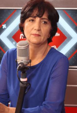 """سامية عبو: """"قرينا في سعيّد الخير.. طلع يشبه للي قبلو ومشكلتو السلطة"""""""