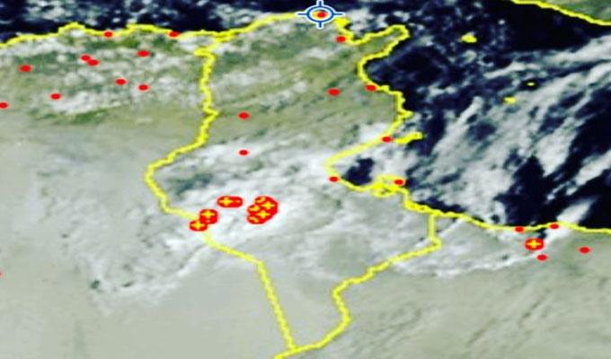 عاجل: الرصد الجوّي يحذّر من تغيّرات مفاجئة في حالة الطقس