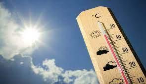 تواصل ارتفاع درجات الحرارة