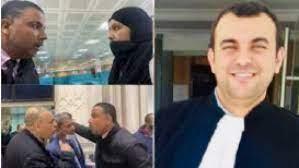 حادثة مطار تونس قرطاج: هذا ما تقرّر في حقّ المحامي مهدي زقروبة
