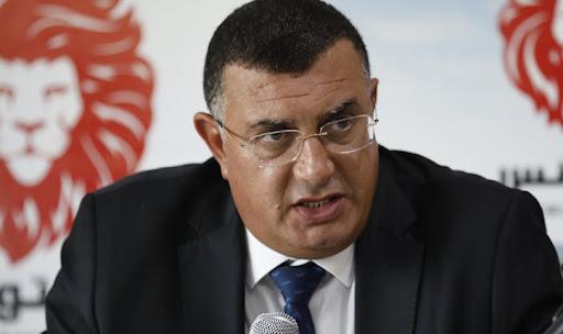 اللومي يعترف بالصوت العالي.. البرلمان التونسي انتهى!