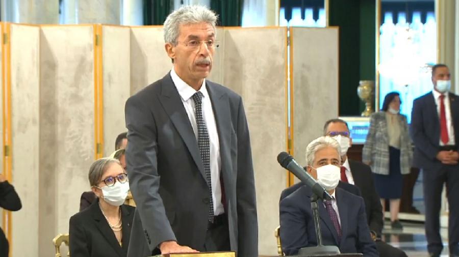 من هو سمير سعيد وزير الاقتصاد والتخطيط؟