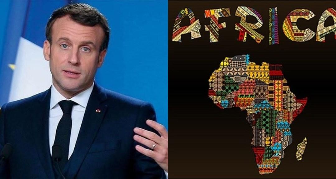 مع اقتراب الإنتخابات الفرنسية.. ماكرون يَعِدُ بالإستجابة لمطالب شباب إفريقيا!
