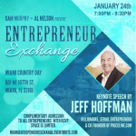 Entrepreneur Exchange Flyer