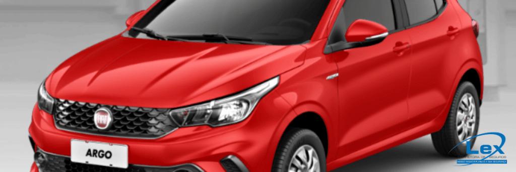 Fiat Argo - Qual é o valor do Seguro?