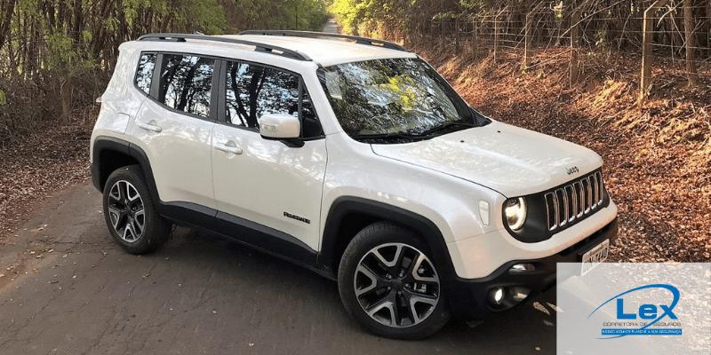 Preço do Seguro Auto Jeep Renegade