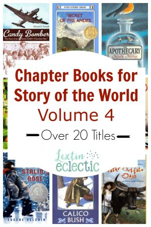 Book List Story Of The World Volume 4 Chapter Books