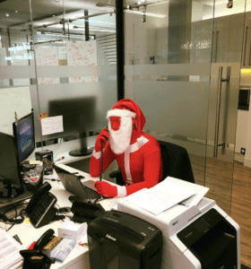 Headspace Super Santa