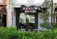 Heritage Hostel ở Singapore