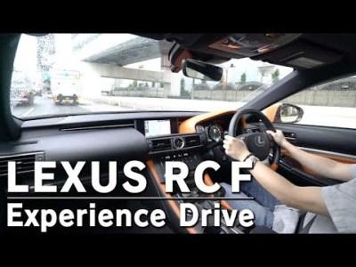 レクサスRC F希少!国産2ドアスポーツ!素晴らしい走行性能とサウンドに惚れろ!!-LEXUS RC F-