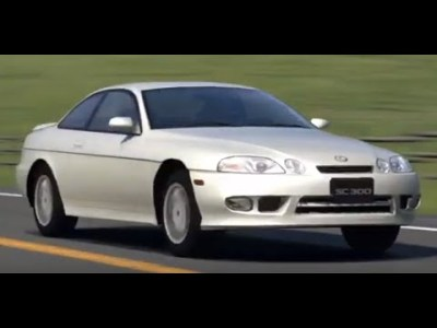 【GT5】 レクサス SC 300 '97 【DEMO】,Super White Pearl Mica