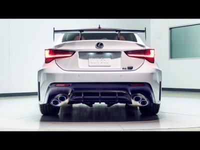 2020 Lexus RC F – interior Exterior and Drive