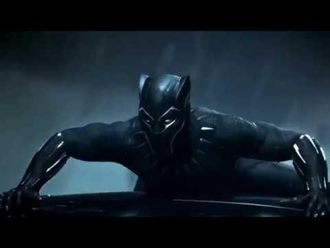 【レクサスLS CM】-ブラックパンサーがカッコ良過ぎた(Lexus LCも登場‼)-