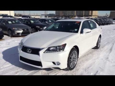 2014 Lexus GS 350 AWD Luxury Package Review