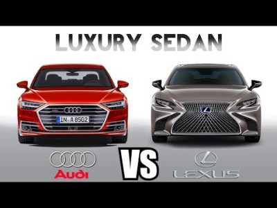 AUDI A8 vs LEXUS LS – Which luxury sedan is better?
