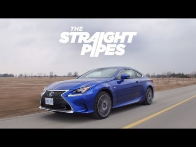 2018 Lexus RC350 F Sport Review – Amazing Looks, Decent Performance