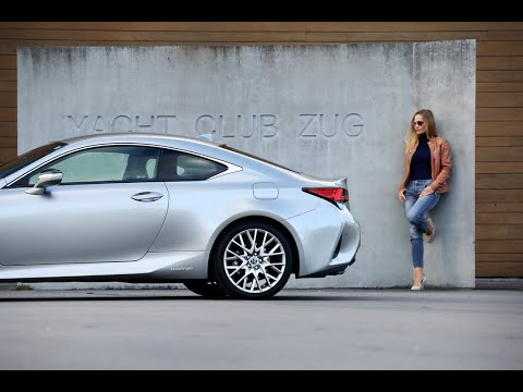 LEXUS RC review – hottest Lexus out there?