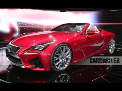 2016 Lexus SC New Cars Review