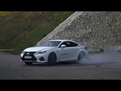 Lexus RC F | Lexus GS F (2017)