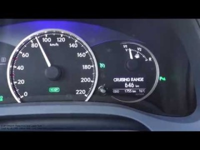 How to use Lexus CT cruise control years 2016 to 2018