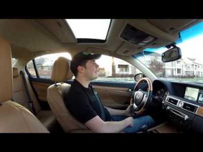 Real Videos: 2013 Lexus GS 450h, the Economical Sports Sedan Review