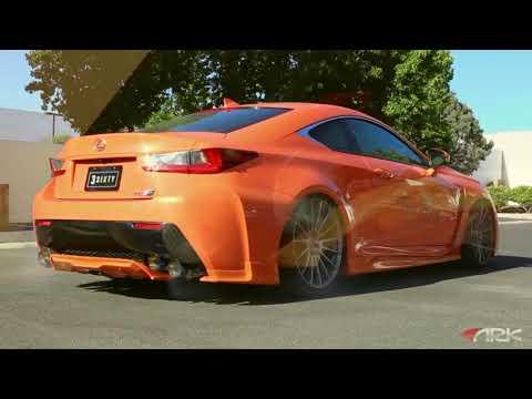 Lexus RCF GTHaus | Armytrix | Borla | Invidia | APK Performance &  Muffler Delete Exhaust