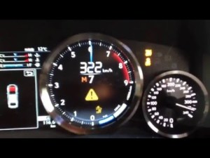 ICODE LEXUS GS-F 300km/h OVER TEST