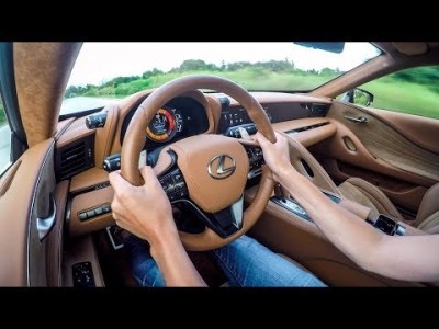 2018 Lexus LC 500 | Exhaust Notes