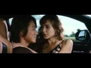 Han and Gisele – LEXUS LFA FAST FIVE FINAL