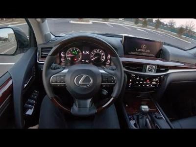 2019 Lexus LX 570 2 Row – POV Sunset Drive (Binaural Audio)