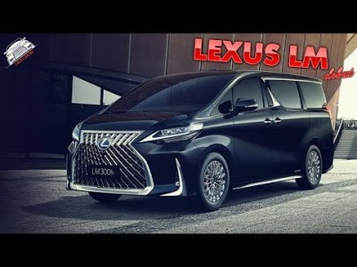 LEXUS LM debut 2019 – レクサスLM デビュー