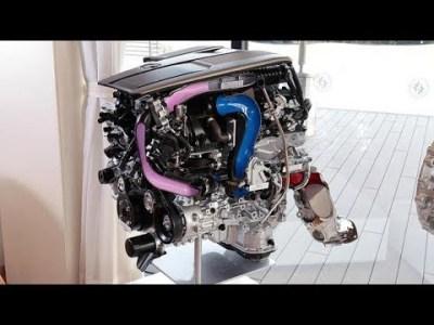 新開発V6ツインターボ搭載! 新型レクサスLSの走りを支えるパワートレインに迫る