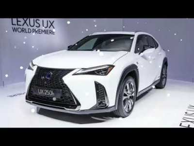 THE BEST!! 2019 Lexus UX F Sport Price