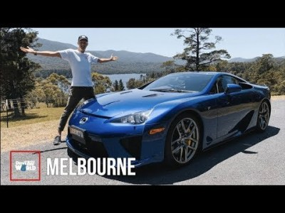 24 Hours With A Lexus LFA | Eᴘ8: Aᴜsᴛʀᴀʟɪᴀ