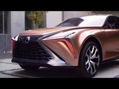 Lexus LF-1 Limitless 2020 – Excellent SUV!