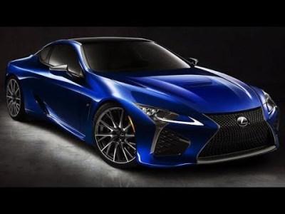 レクサス新型LC F最新情報!LFA後継モデルに!発売日や価格、スペックは?