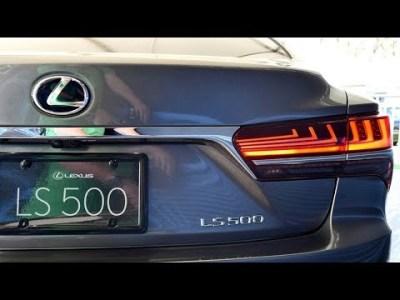 レクサス 新型 LS500 と LS500h!新型LSは本当にスポーティか?