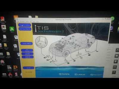 Mini vci tech stream lexus rx270 rx350 rx450h
