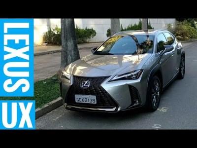 Lexus UX: o SUV compacto híbrido mais barato do Brasil | Primeiro Contato