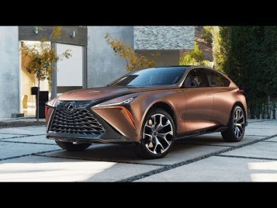2020 Lexus LF-1 Limitless – The Perfect SUV!