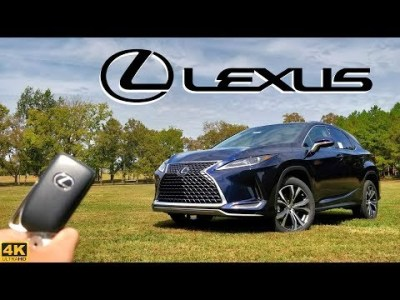 2020 Lexus RX 350: FULL REVIEW   THIS Refresh is Just What the Dr. Ordered!