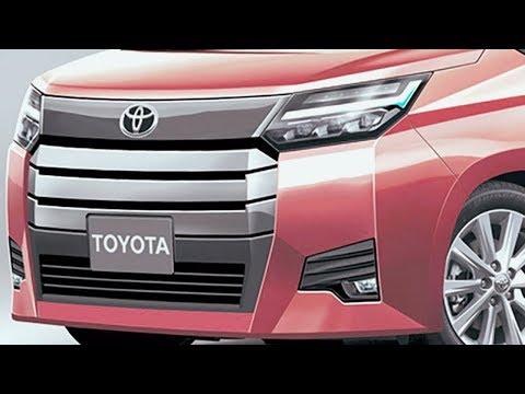 トヨタ 新型 ミニバン 最新情報を要約!新型 アルファード・ノア・ヴォクシー・グランドハイエース!