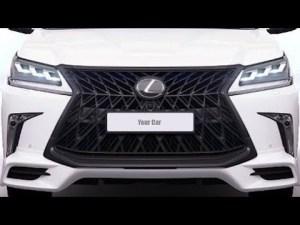 レクサス 新型 LX600 最新情報を大公開!設定される新エンジンの可能性!