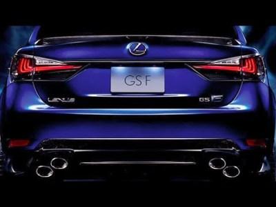 レクサス 新型 GS F マイナーチェンジ情報!新型 LC・IS 特別仕様車!レクサスの新型がスゴイ!